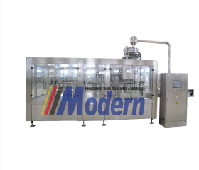 Hot-juice-filling-machine
