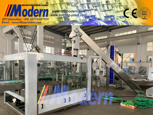 3in1 beer bottling machine, beer filling equipment