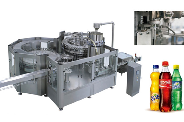 The Birth and Development of Carbonated Beverage Filling Machine
