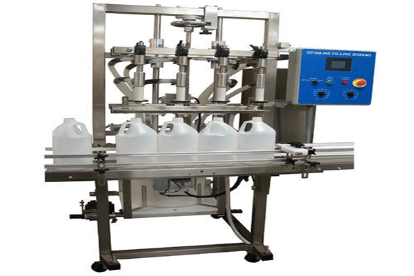 Liquid Filling Machine Automation Levels