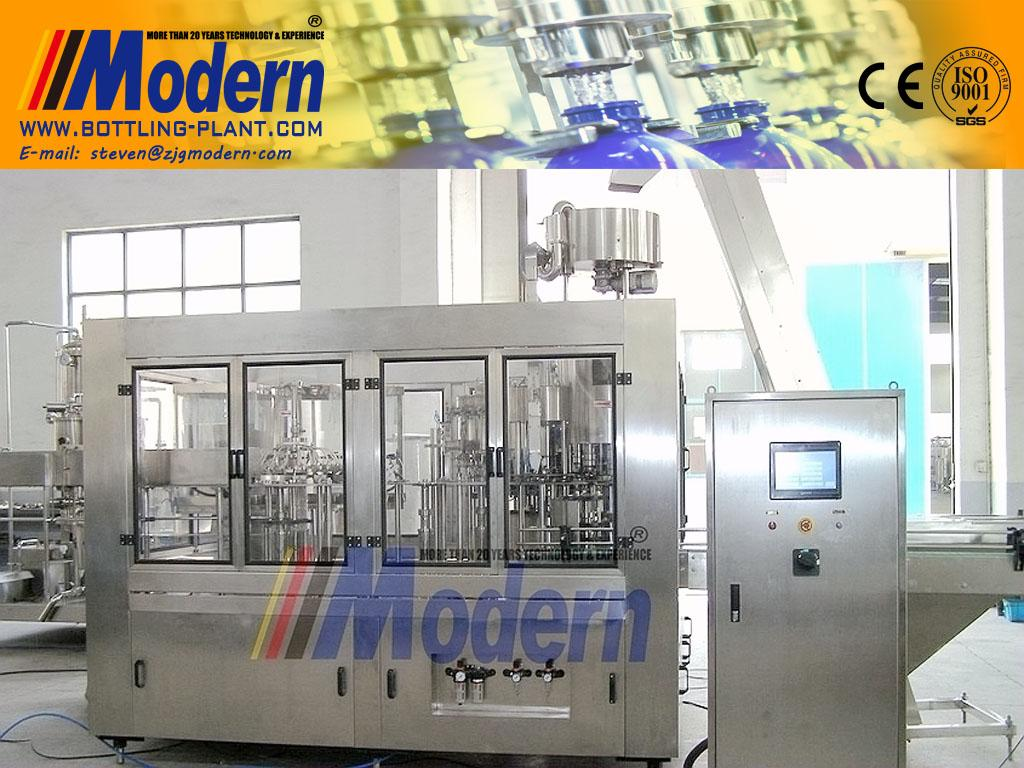 Bottle Aseptic Cold Filling Machine